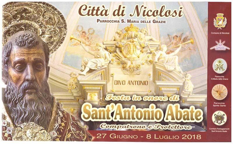 Festa S. Antonio Abate 2018