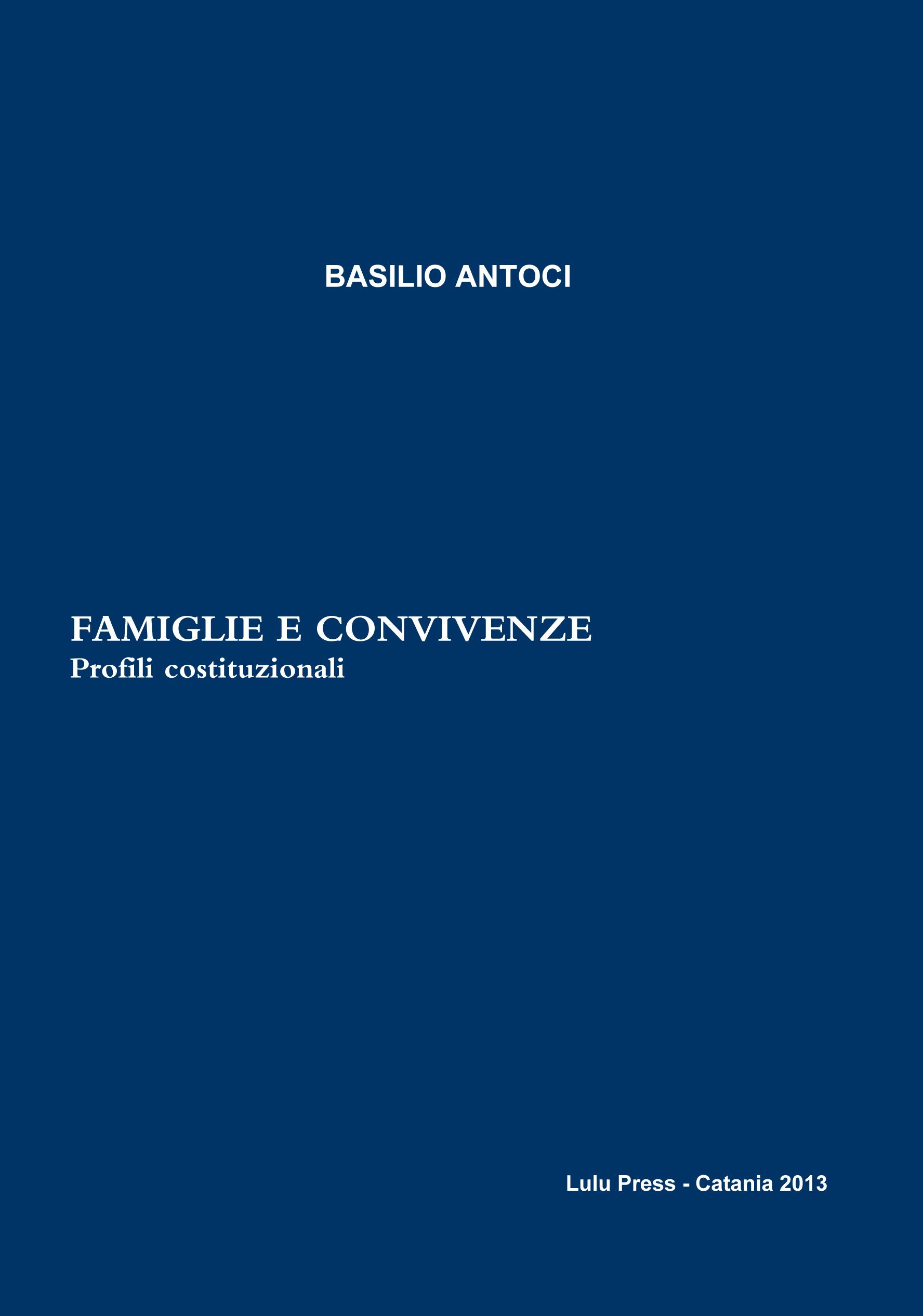 Famiglie e convivenze