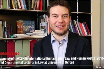 Il diritto come scudo dei diritti - Prof. Avv. Antonio Coco