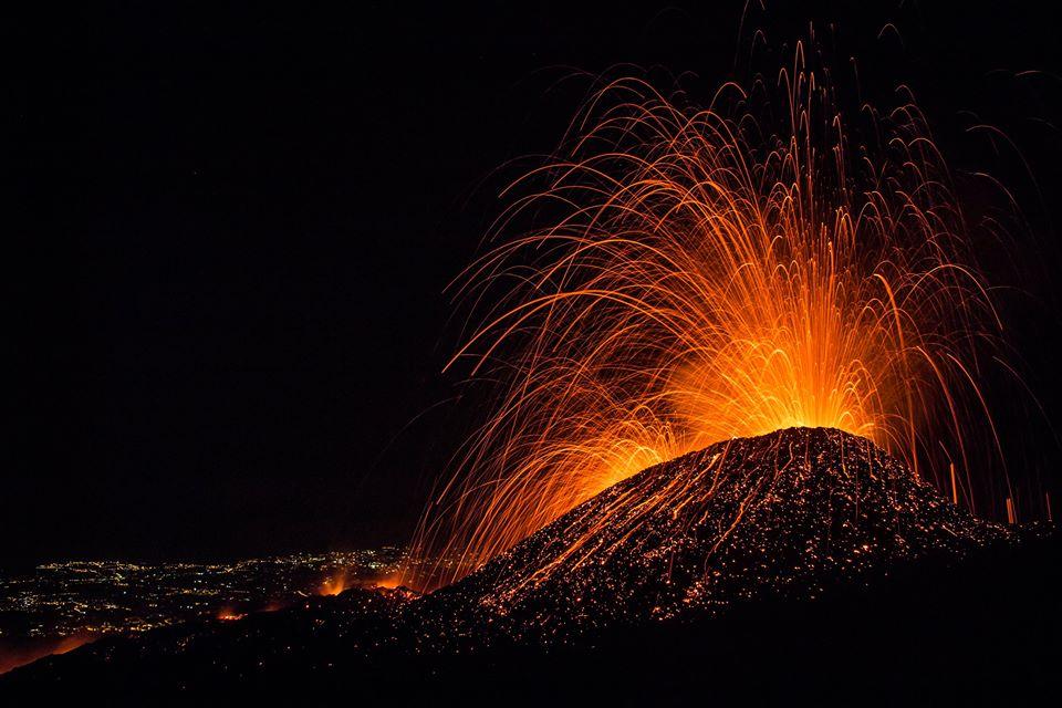 Scalare l'Etna